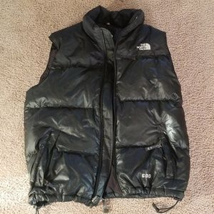 The North Face Puffer Vest Jacket